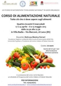 corso Alimentazione Naturale..